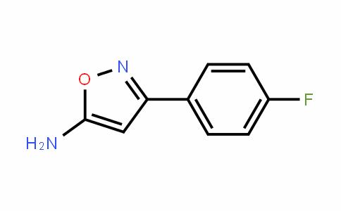 81465-82-9 | 5-Amino-3-(4-fluorophenyl)isoxazole
