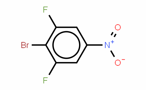 886762-62-5 | 4-Bromo-3,5-difluoronitrobenzene