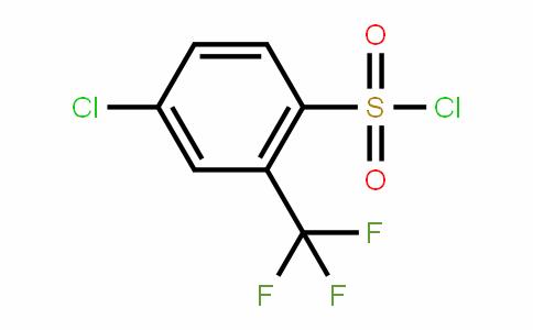 54090-42-5 | 4-Chloro-2-(trifluoromethyl)benzenesulphonyl chloride