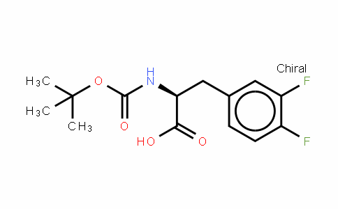 198474-90-7 | 3,4-Difluoro-L-phenylalanine, N-BOC protected