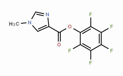 898288-88-5 | Pentafluorophenyl 1-methyl-1H-imidazole-4-carboxylate