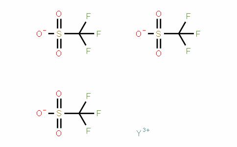 52093-30-8 | Yttrium (III) trifluoromethanesulphonate