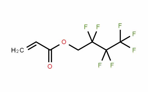 424-64-6 | 1H,1H-Heptafluorobutyl acrylate
