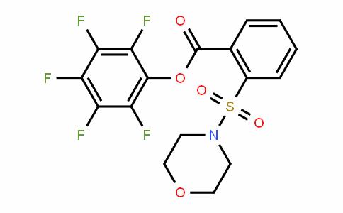 950603-27-7 | Pentafluorophenyl 2-(morpholin-4-ylsulphonyl)benzoate