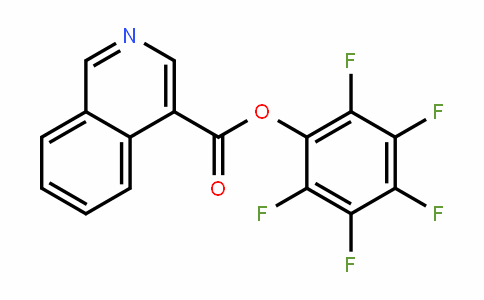 944450-77-5 | Pentafluorophenyl isoquinoline-4-carboxylate