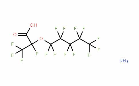 96513-97-2 | Ammonium 2-perfluoropentoxy-2,3,3,3-tetrafluoropropanoate