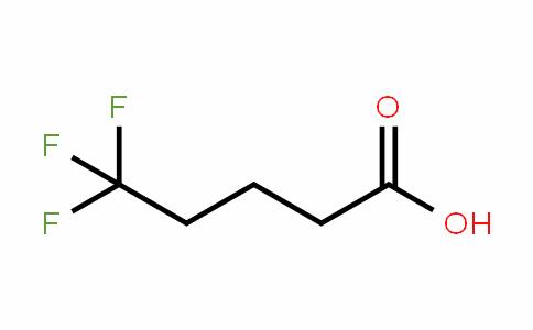 407-62-5 | 5,5,5-Trifluoropentanoic acid