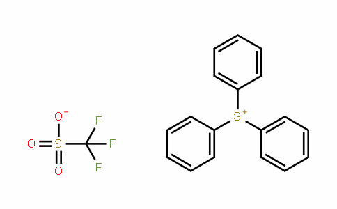 66003-78-9 | Triphenylsulphonium triflate