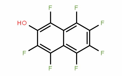727-49-1 | Heptafluoro-2-naphthol