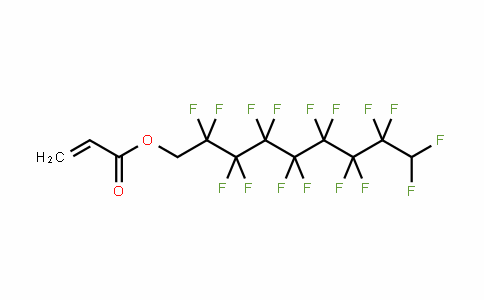 4180-26-1 | 1H,1H,9H-Perfluorononyl acrylate