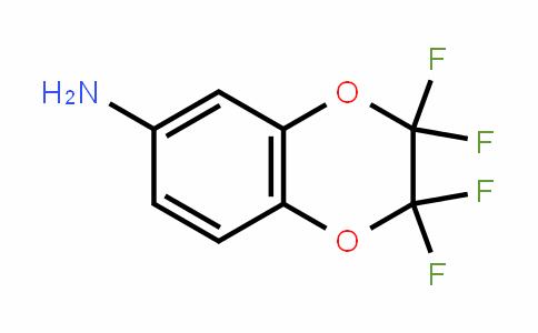 89586-07-2 | 6-Amino-2,3-dihydro-2,2,3,3-tetrafluoro-1,4-benzodioxine