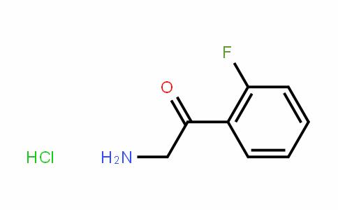 93102-96-6 | 2-Fluorophenacylamine hydrochloride