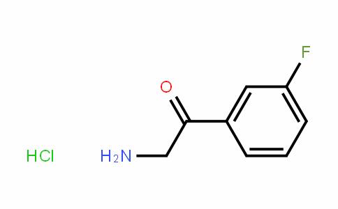 93102-97-7   3-Fluorophenacylamine hydrochloride