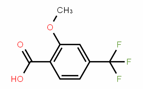 448-36-2 | 2-Methoxy-4-(trifluoromethyl)benzoic acid