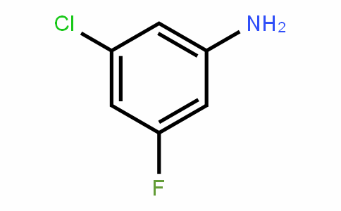 4863-91-6   3-Chloro-5-fluoroaniline