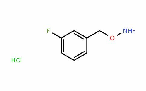 51572-90-8 | O-(3-Fluorobenzyl)hydroxylamine hydrochloride