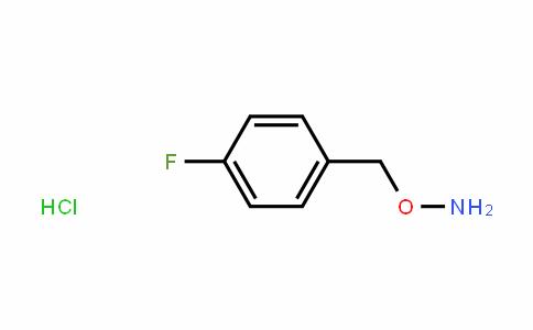 51572-89-5 | O-(4-Fluorobenzyl)hydroxylamine hydrochloride