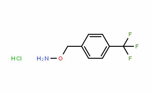 321574-29-2 | O-[4-(Trifluoromethyl)benzyl]hydroxylamine hydrochloride