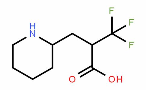 480438-80-0 | 2-(Piperidin-2-ylmethyl)-3,3,3-trifluoropropanoic acid