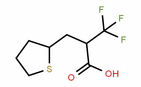 480438-83-3 | 3,3,3-Trifluoro-2-(tetrahydrothien-2-ylmethyl)propanoic acid