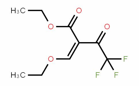 571-55-1 | Ethyl 2-(ethoxymethylene)-3-oxo-4,4,4-trifluorobutanoate