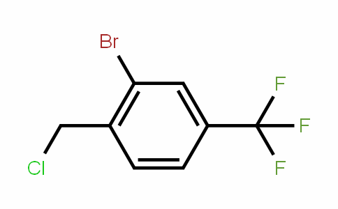 480438-96-8 | 2-Bromo-4-(trifluoromethyl)benzyl chloride