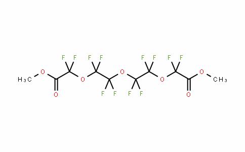 35910-59-9 | Dimethyl perfluoro-3,6,9-trioxaundecane-1,11-dioate