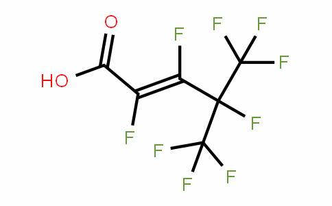 103229-89-6 | Hexafluoro-4-(trifluoromethyl)pent-2-enoic acid