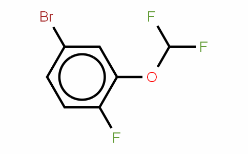 954235-78-0 | 3-(Difluoromethoxy)-4-fluorobromobenzene