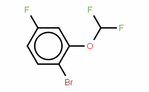 954235-83-7 | 2-(Difluoromethoxy)-4-fluorobromobenzene