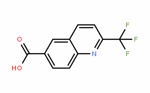 952182-51-3 | 2-(Trifluoromethyl)quinoline-6-carboxylic acid