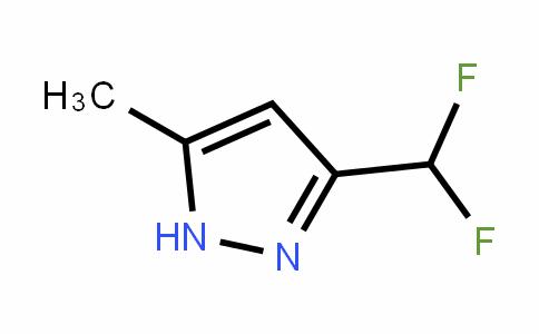 934759-09-8 | 3-(Difluoromethyl)-5-methyl-1H-pyrazole