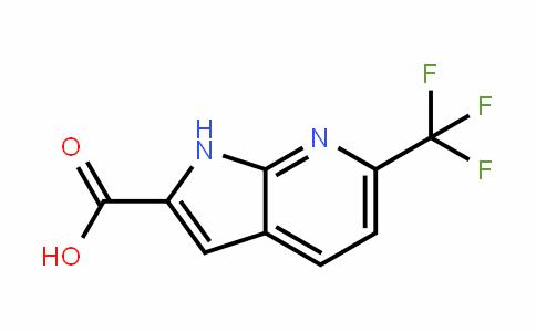 952182-22-8 | 6-(Trifluoromethyl)-7-azaindole-2-carboxylic acid