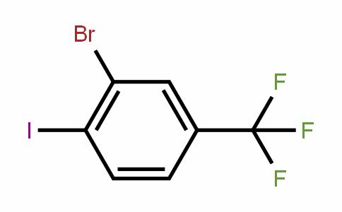 481075-58-5 | 3-Bromo-4-iodobenzotrifluoride