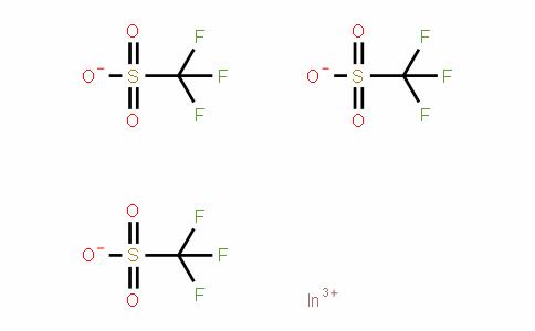 128008-30-0 | Indium trifluoromethanesulphonate
