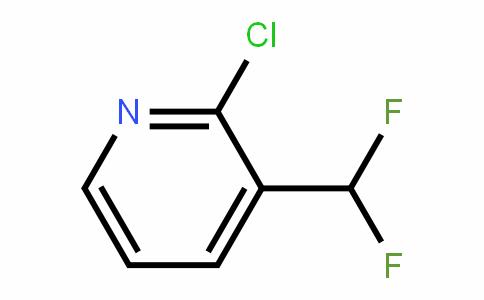 865663-96-3 | 2-Chloro-3-(difluoromethyl)pyridine