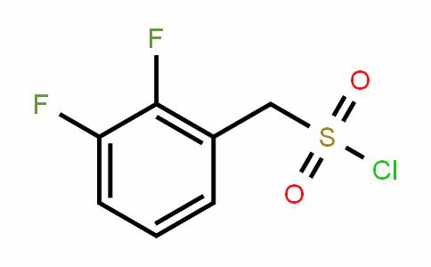 886498-49-3 | (2,3-Difluorophenyl)methanesulphonyl chloride