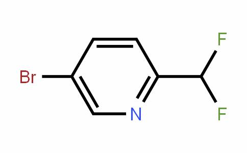845827-13-6   5-Bromo-2-(difluoromethyl)pyridine
