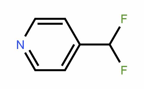 82878-62-4 | 4-(Difluoromethyl)pyridine