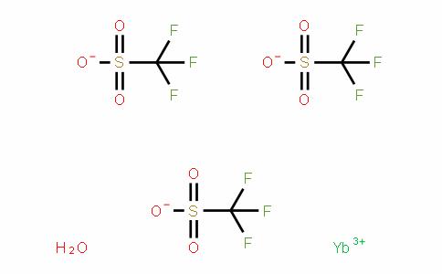 252976-51-5 | 三氟甲烷磺酸镱(III)水合物
