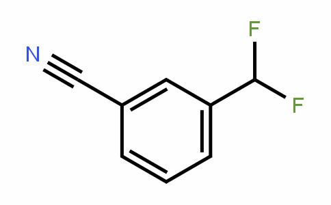 55805-13-5 | 3-(Difluoromethyl)benzonitrile