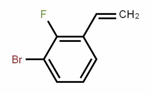 871223-88-0 | 3-Bromo-2-fluorostyrene