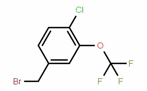 886500-93-2 | 4-Chloro-3-(trifluoromethoxy)benzyl bromide