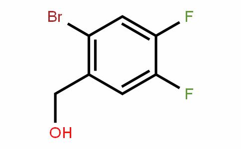 476620-55-0 | 2-Bromo-4,5-difluorobenzyl alcohol