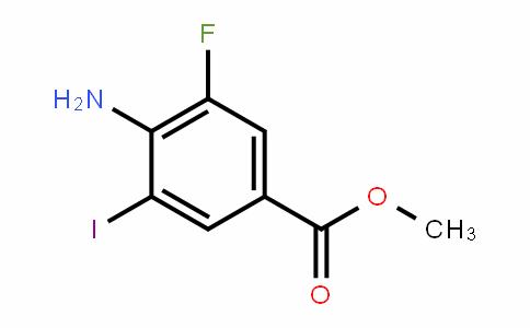 1123172-01-9 | Methyl 4-amino-3-fluoro-5-iodobenzoate