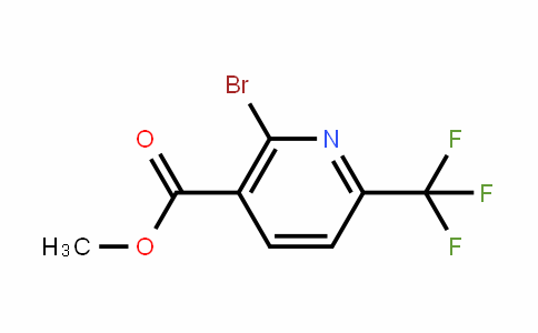144740-56-7 | Methyl 2-bromo-6-(trifluoromethyl)nicotinate