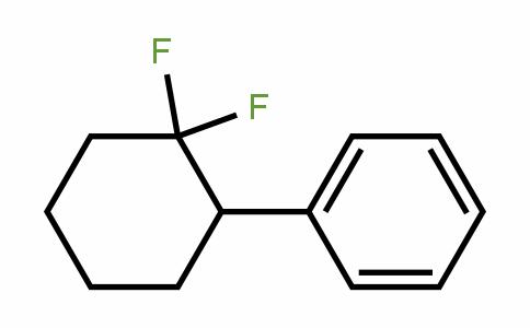 57514-11-1 | (2,2-Difluorocyclohex-1-yl)benzene