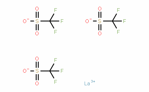 52093-26-2 | Lanthanum(III) trifluoromethanesulphonate