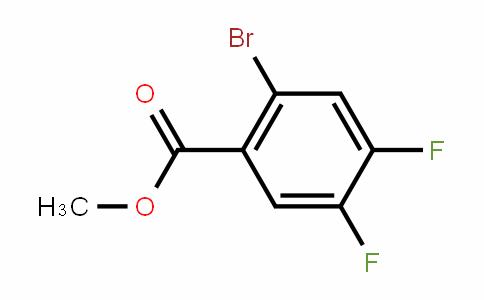 878207-28-4 | 2-溴-4,5-二氟苯甲酸甲酯