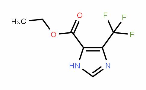 55942-41-1 | Ethyl 4-(trifluoromethyl)-1H-imidazole-5-carboxylate